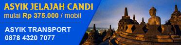 ASYIK TRANSPORT - Siap Mengantarkan ke Pantai Indrayanti & Tempat Wisata Terbaik