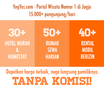 YogYes.com - Portal Wisata #1 di Jogja