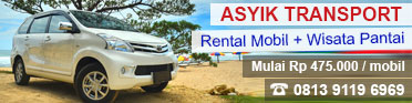 ASYIK TRANSPORT - Ready to Drive You to Indrayanti Beach and The Best Beaches