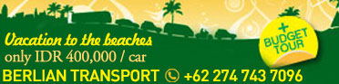 BERLIAN TRANSPORT - Car Rental and Tour Packages