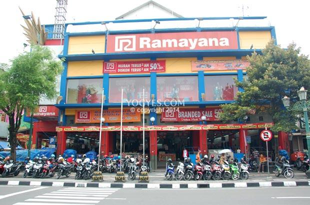 ramayana department store malioboro