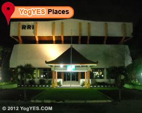 auditorium rri 2 yogyakarta