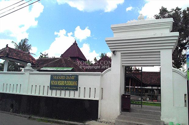 masjid pathok negara plosokuning