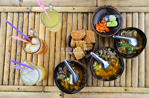 10 breakfast menu in yogyakarta