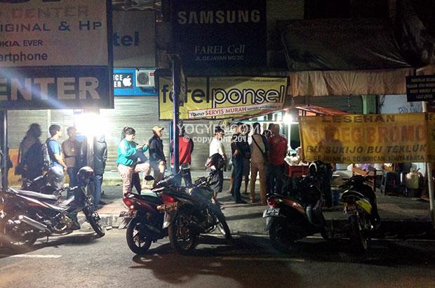 5 late night eatings in jogja