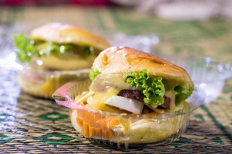 burger monalisa