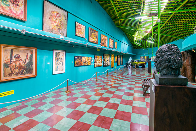 Museum Affandi Visit The Palace Of The Maestro