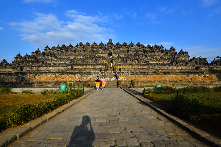 Borobudur Temple An Architectural Masterpiece Of 9th Century
