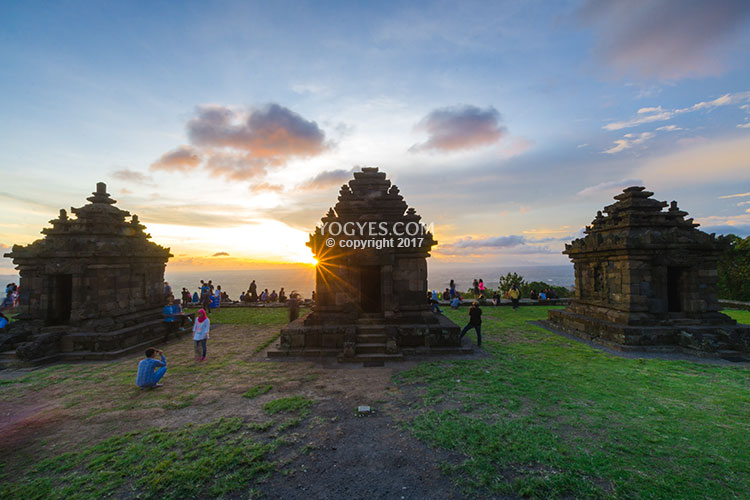 Ijo Temple The Temple Located At The Highest Place In