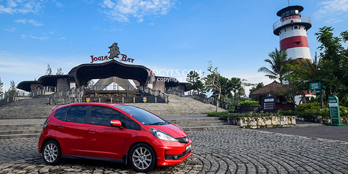 Rent Honda Jazz In Yogyakarta Low Prices With Prizes Updated 2019