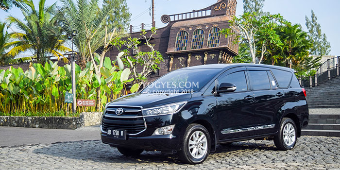 Rent Toyota Innova In Yogyakarta Low Prices With Prizes Updated 2019