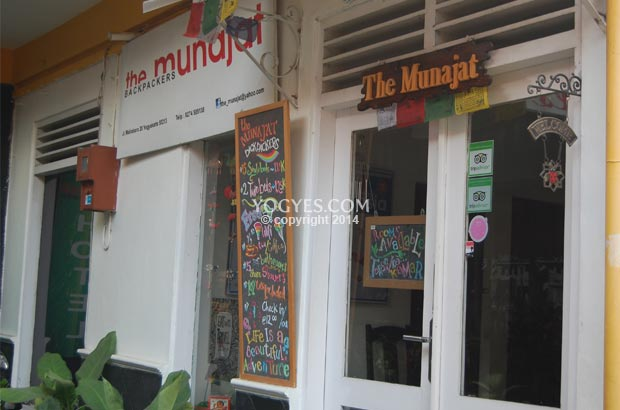 The Munajat Backpacker 10 Cheap Hotels In Malioboro