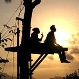 10 places to watch sunset in jogja