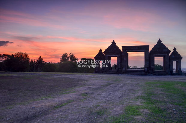 10 BEST SUNSETS IN JOGJA - Best Places to Watch The Last Sunset