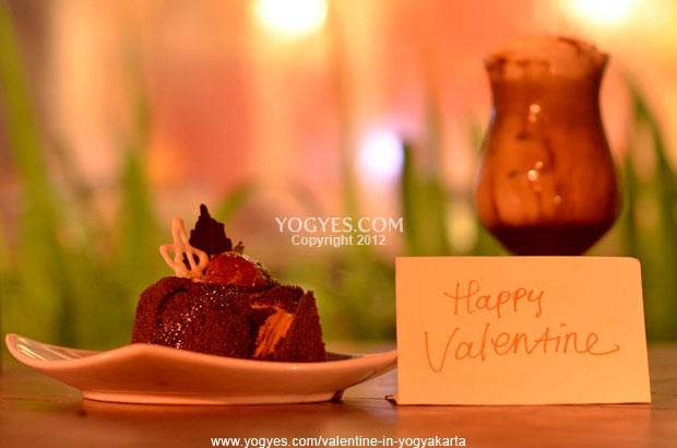 valentine in yogyakarta